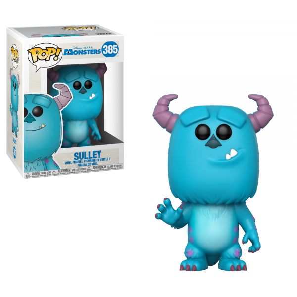 Funko POP! Disney - Monster AG: Sulley