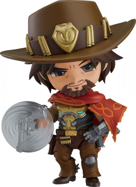 Good Smile Company - Overwatch: Mccree Nendoroid