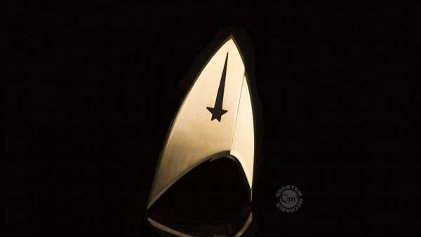 Quantum Mechanix - Star Trek - Magnetic Badge: Kommando