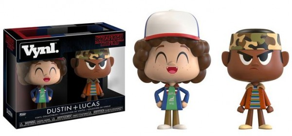Funko Vynl - Dustin and Lucas
