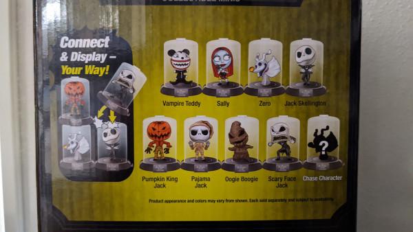 Zag Toys - Domez - Disney's Nightmare before Christmas: Figur Wählen