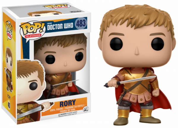 Funko POP! TV - Doctor Who: Rory