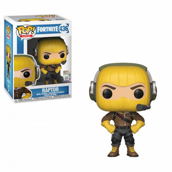 Funko POP! Games - Fortnite: Raptor
