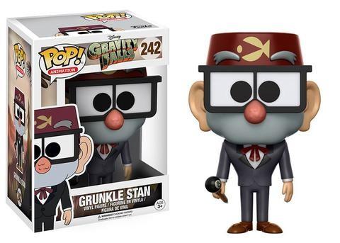 Funko POP! Animation - Gravity Falls: Grunkle Stan