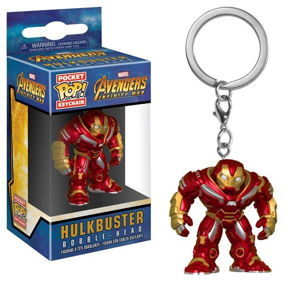 Funko POP! Keychain - Avengers: Infinity War: Hulkbuster