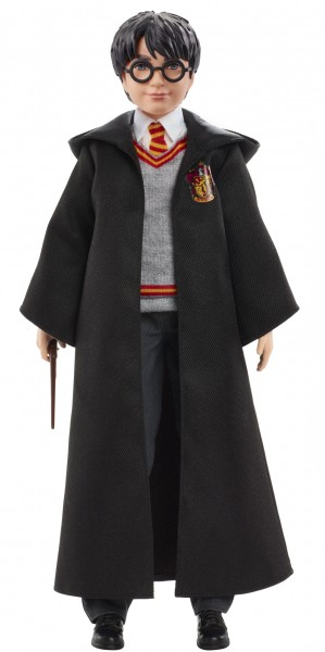 Mattel - Harry Potter: Harry Potter Collectible Actionfigure
