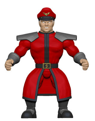 Funko Savage World - Street Fighter: M. Bison