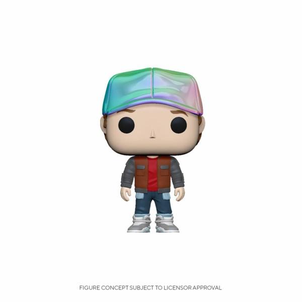 Funko POP! Movies - Zurück in die Zukunft: Marty in Future Outfit