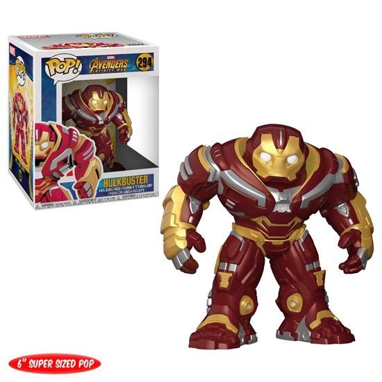 Funko POP! Marvel - Avengers Infinity War: Hulkbuster Oversized