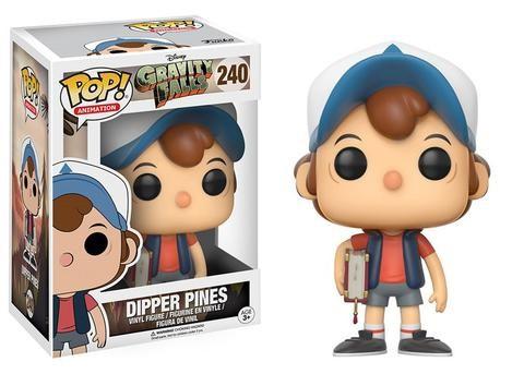 Funko POP! Animation - Gravity Falls: Dipper Pines