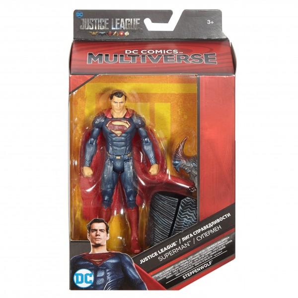 Mattel - DC Multiverse: Justice League Superman