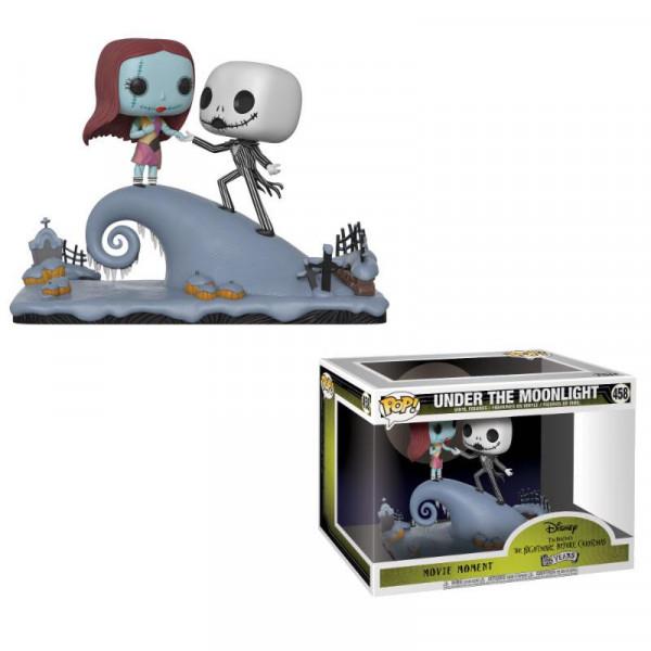 Funko POP! Disney - Nightmare Before Christmas Movie Moment - Jack & Sally