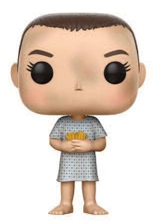 Funko POP! TV - Stranger Things: Eleven (Hospital Gown)