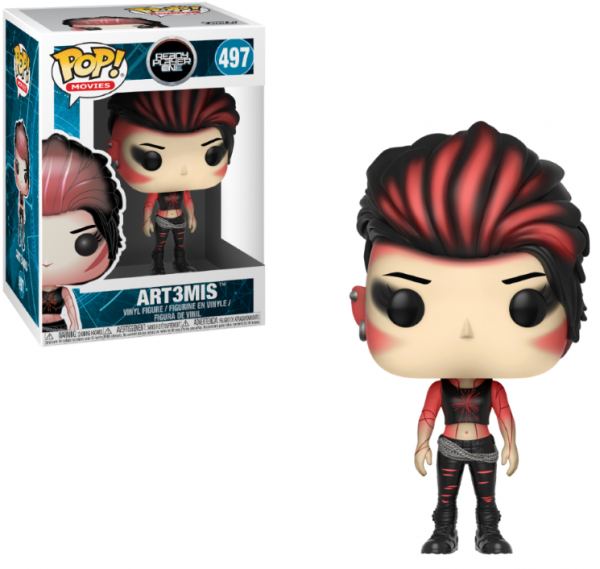 Funko POP! Movies - Ready Player One: Art3mis