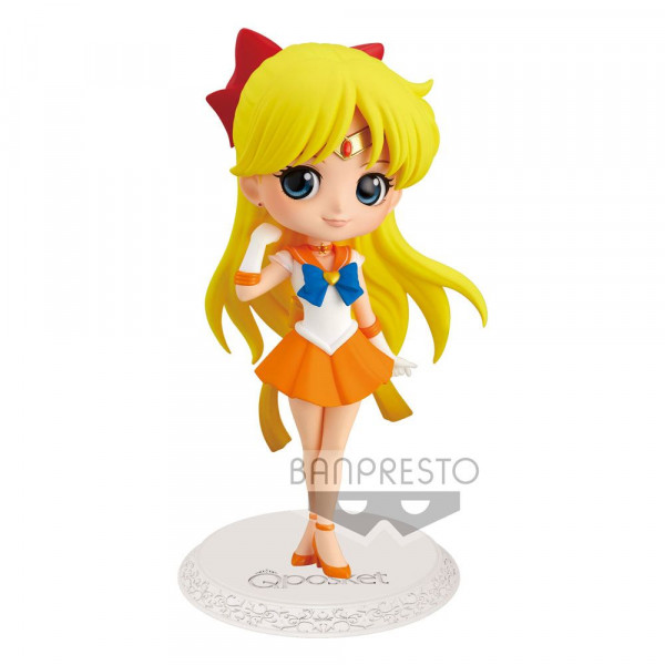 Banpresto - Sailor Moon Eternal The Movie Q-Posket: Sailor Venus Ver. A