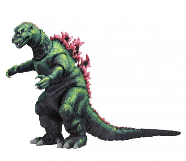 NECA - Godzilla Head to Tail: 1956 Godzilla US Movie Poster Version (30 cm)