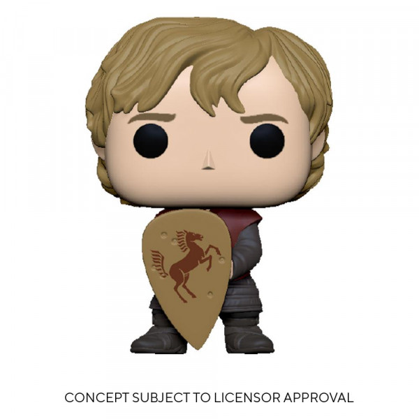 Funko POP! Game of Thrones: Tyrion w/Shield