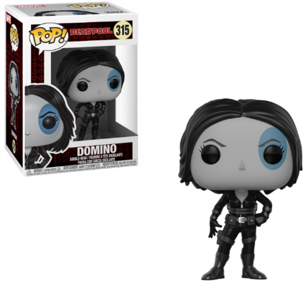 Funko POP! Marvel - X-Men: Domino