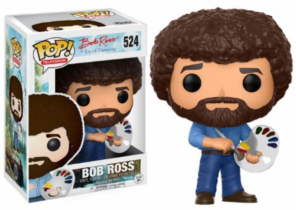 Funko POP! TV - Bob Ross