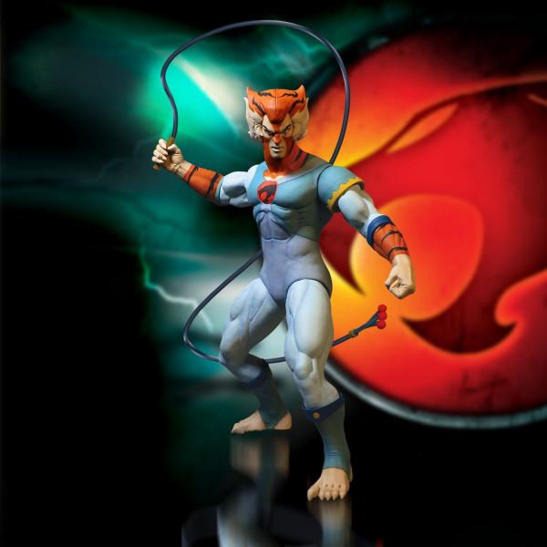 Mezco Toys - Thundercats: Tygra / Tigro Mega Scale Actionfigur
