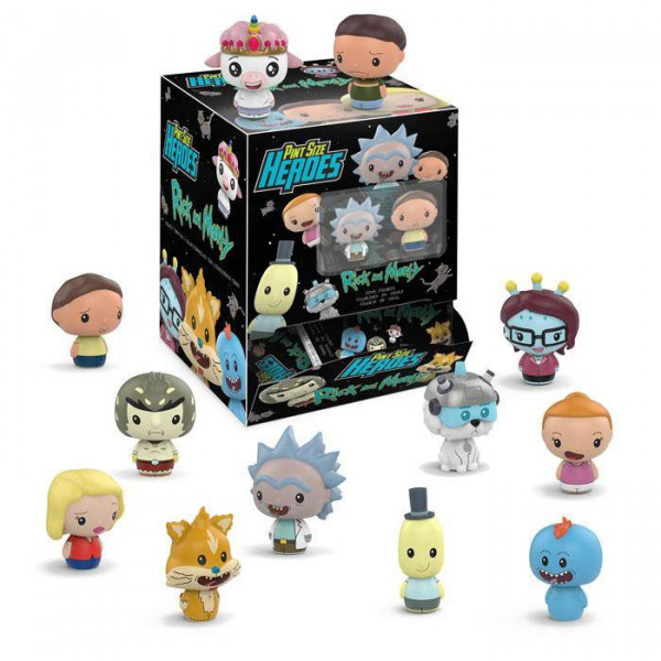 Funko Pint Sized Heroes - Rick and Morty: Figur Wählen
