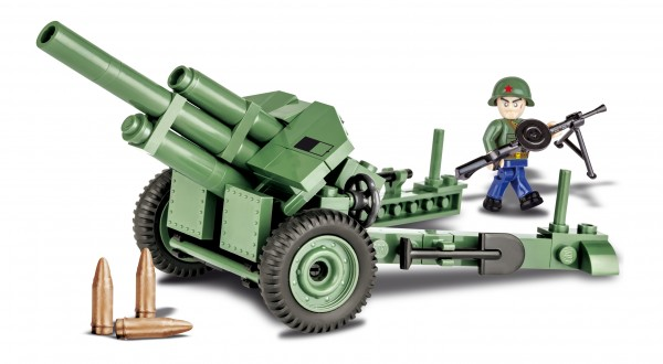 Cobi - 100 Teile SMALL ARMY 2342 HOWITZER M-30