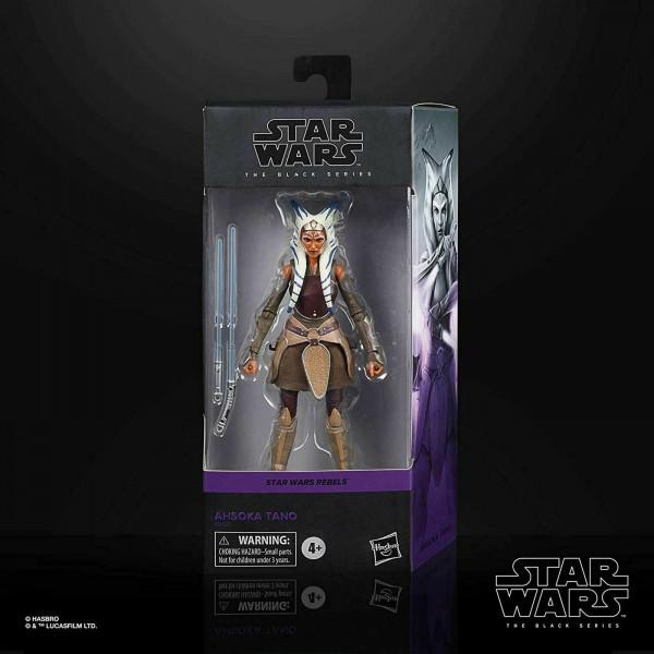 Hasbro - Star Wars Rebels Black Series: Actionfigur 2020 Ahsoka Tano
