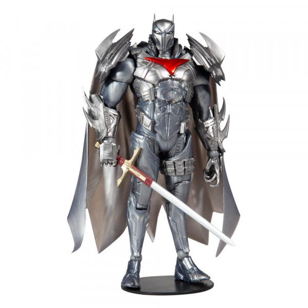 McFarlane - DC Multiverse Actionfigur: Azrael Batman Armor (Batman Curse of the White Knight) Gold L