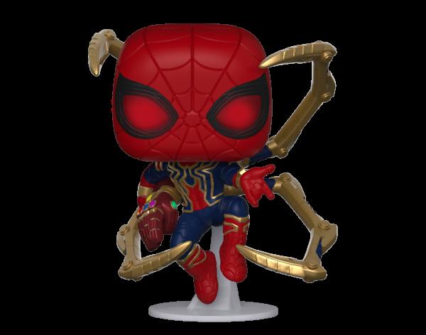 Funko POP! Marvel - Avengers Endgame: Iron Spider w/Nano Gauntlet