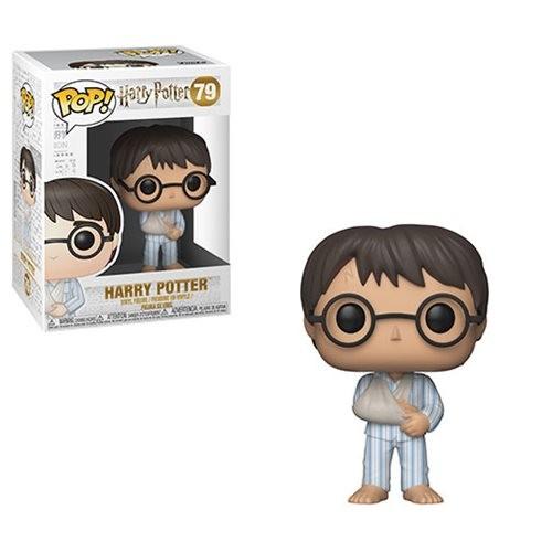 Funko POP! Harry Potter: Harry in Schlafanzug