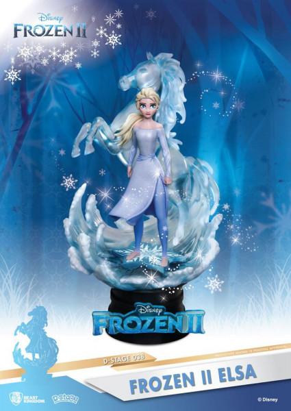 BKT - Die Eiskönigin II: Diorama Elsa