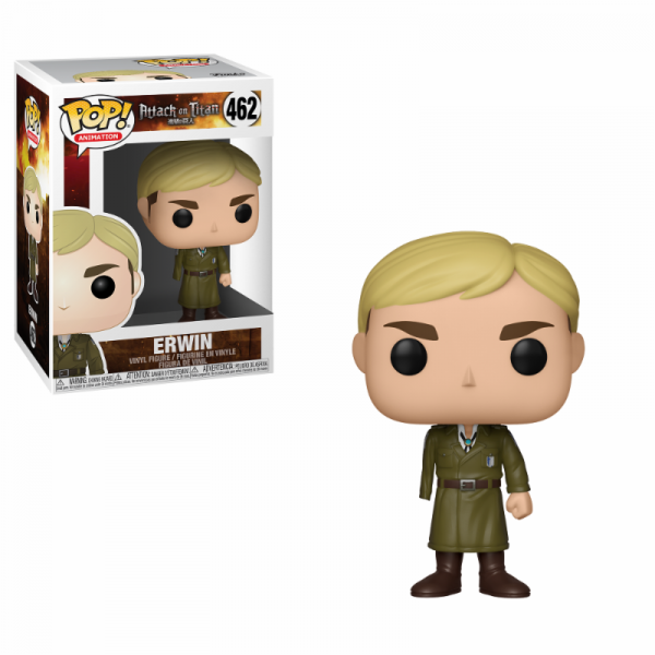 Funko POP! Animation - Attack on Titan: Erwin (One-Armed)