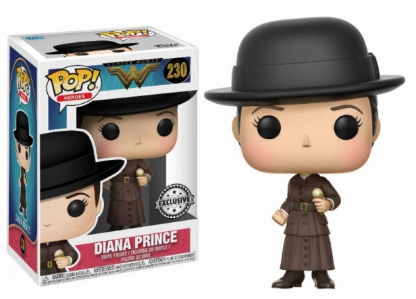 Funko POP! Heroes - Wonder Woman: Diana w/ Ice Cream