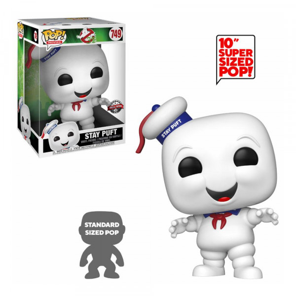 Funko POP! Movies - Ghostbusters: Stay Puft Super Sized 25 cm