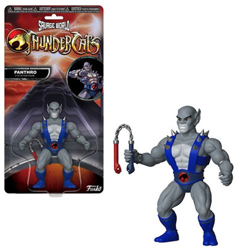 Funko - Savage World - Thundercats: Panthro