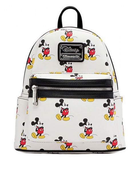 Loungefly - Disney: Classic Mickey Mouse Rucksack