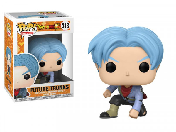 Funko POP! Animation: Dragonball Super: Future Trunks