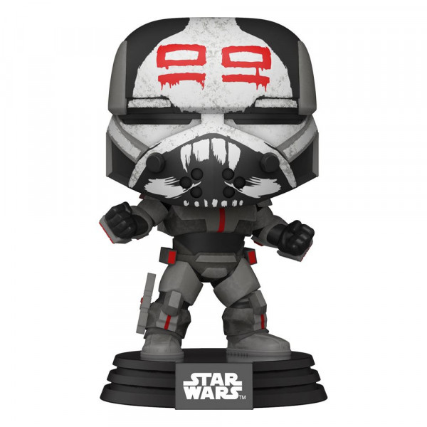 Funko POP! Star Wars Clone Wars: Wrecker