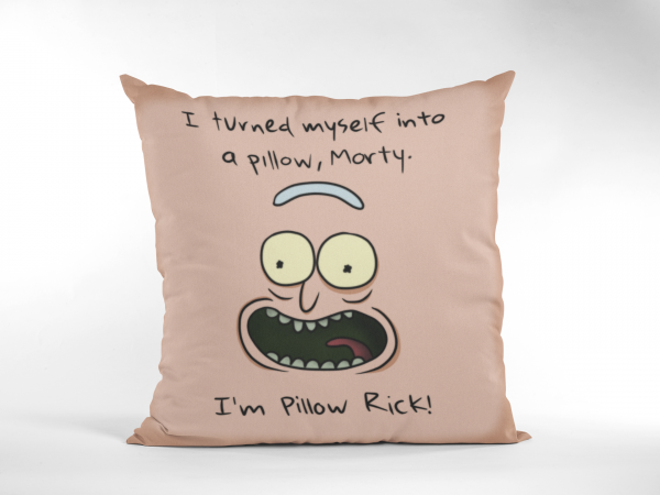 Lootgear - Limited Edition Kuschelkissen: Pillow Rick