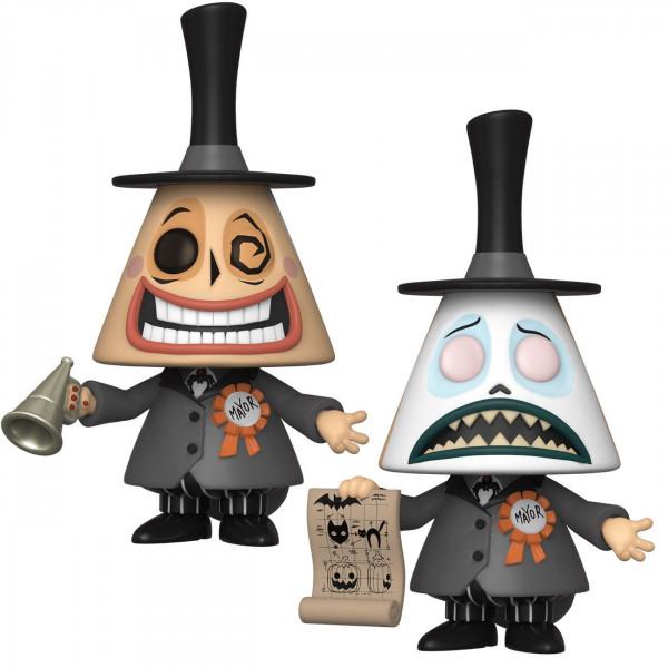 Funko POP! Disney - Nightmare before Christmas: Mayor w/Megaphone (Chase möglich!)