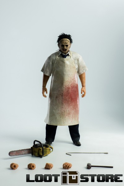 threezero - The Texas Chain Saw Massacre: Leatherface Sixth Scale (32 cm)