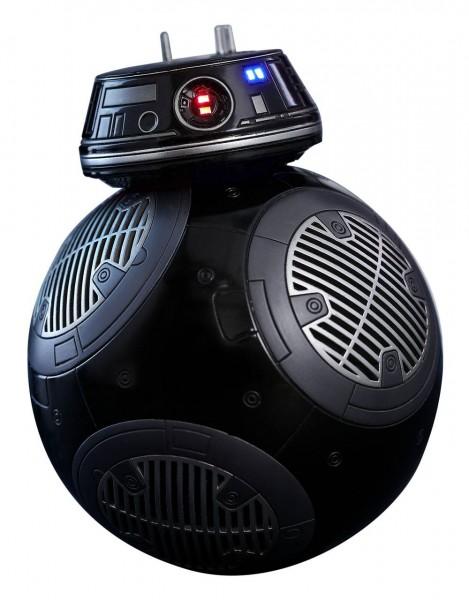 Hot Toys - Star Wars Episode VIII Movie Masterpiece Actionfigur 1/6 BB-9E 11 cm