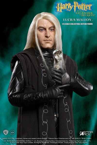 Star Ace Toys - Harry Potter: Lucius Malfoy - Sixth Scale (30 cm)