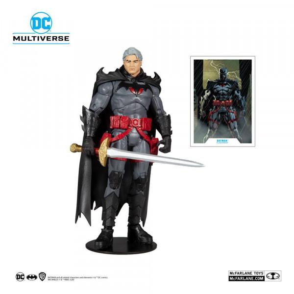 McFarlane - DC Multiverse Actionfigur: Thomas Wayne Flashpoint Batman (Unmasked)