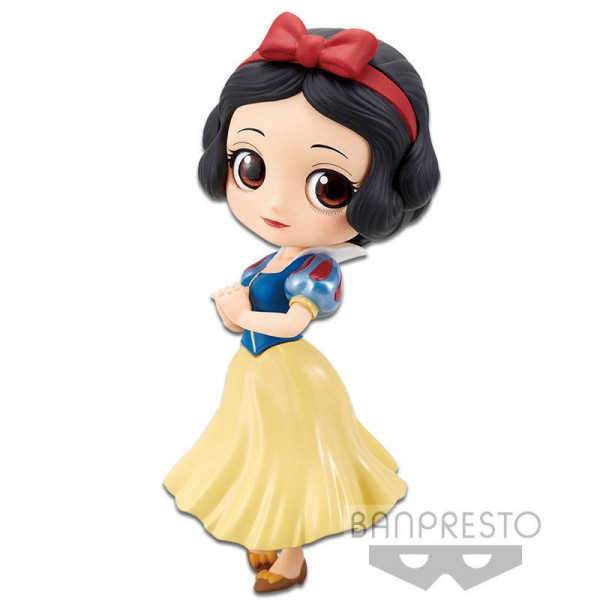 Banpresto - Disney Q Posket: Snow White A Normal Color Ver.