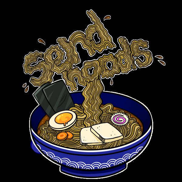 Lootgear x Steffosawr: Send Noods T-Shirt