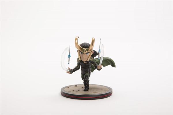 QMX - Marvel: Thor Ragnarok: Loki Q-Fig