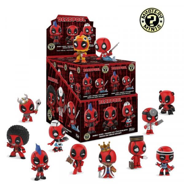 Funko Mystery Minis - Marvel Deadpool: Figur Wählen