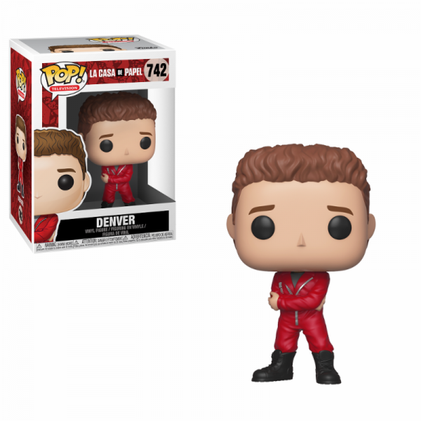 Funko POP! TV - Money Heist: Denver