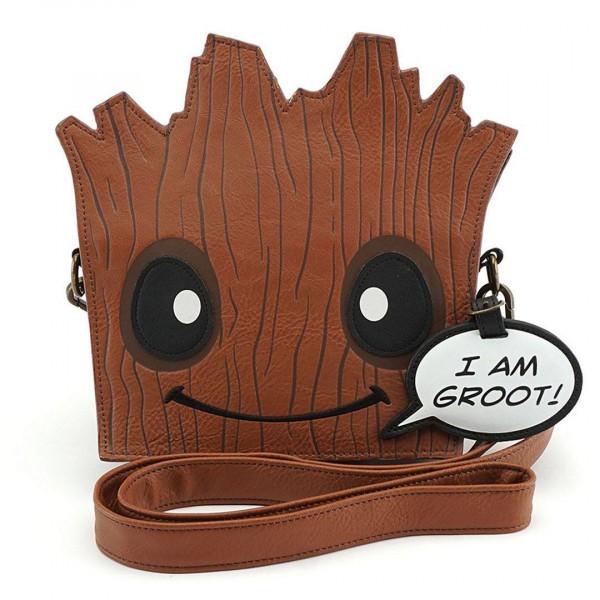 Loungefly - Marvel: Groot Umhängetasche